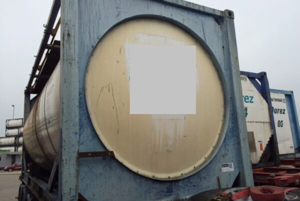 24.000 litre IMO-1-T11 used tank container FFT15-033a