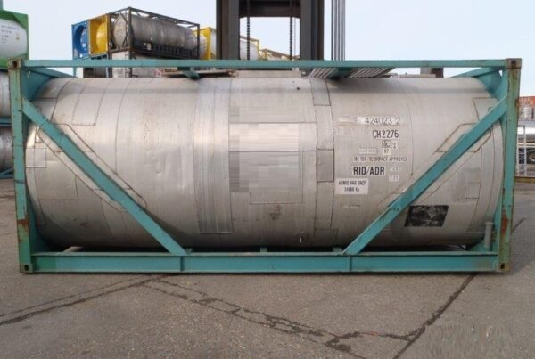24.000 litre IMO-1/T11 used tank containers