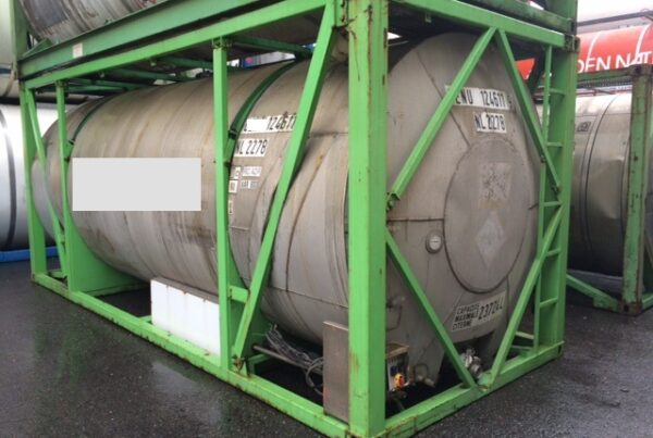 used 24.000 litre IMO-1/T11 tank container
