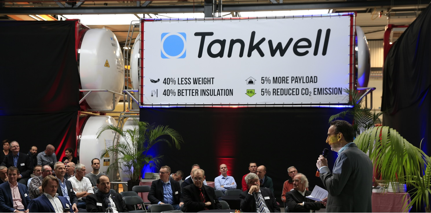 Tankwell tank containers, opens new facility