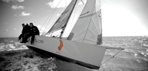 Composite racing yacht by g-forceyachts.com