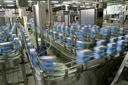 Food liquid factory
