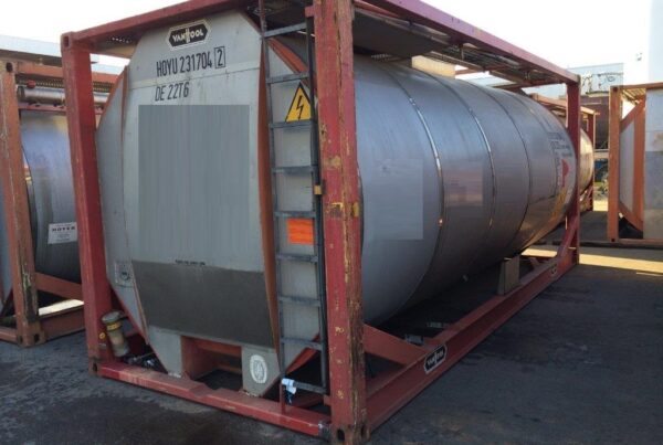 23.000 litre IMO-1/T11, used