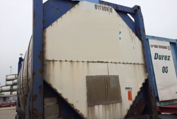 26.000 litre IMO-1/T11 used tank container