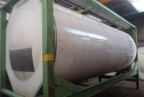 2-off 23.000 litre IMO-1/T11, used tanks