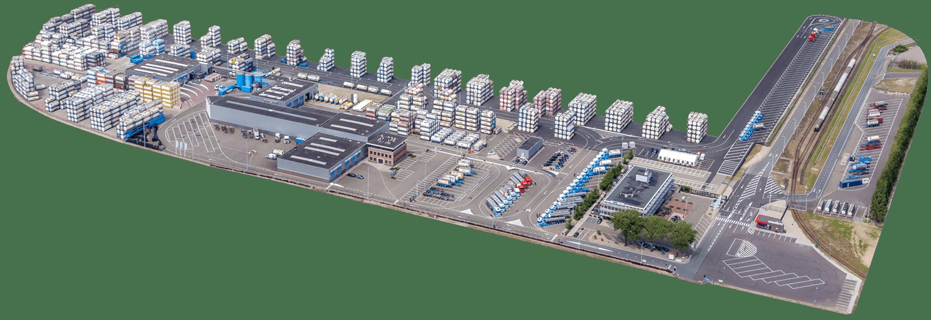Port 5612 Europoort Rotterdam